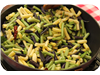 Three Color String Bean Palya (South Indian Stir Fry)